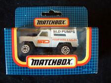 Matchbox Superfast MB Diecast Trucks