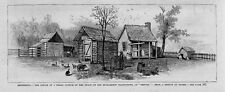 MISSISSIPPI OFFICE OF A NEGRO JUSTICE OF THE PEACE ON THE RICHARDSON PLANTATION