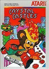 Crystal Castles (Atari 2600, 1984)