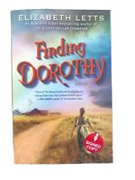 Finding Dorothy, SIGNED BY AUTHOR, Elizabeth Letts, paperback
