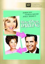 Move Over, Darling 1963 (DVD) Doris Day, James Garner, Polly Bergen - New!