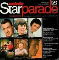 "Various Starparade 7"" Club Promo Vinyl Schallplatte 35230"