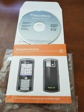 Blackberry User Tools, CD, and Getting Started Guide , Cingular, 2006, new