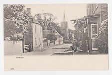 Minster-in-Thanet,U.K.Village Street Scene,Kent,c.1909