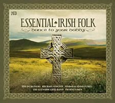 Essential Irish Folk [CD]
