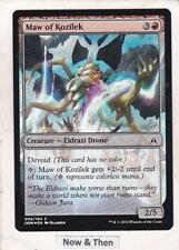 Magic: MTG: Oath of the Gatewatch: Foil: Maw of Kozilek