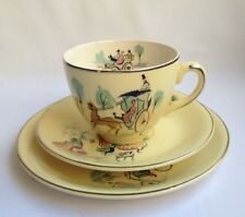 Vintage Trio Cup Saucer & Side Plate  1950s / 60s Midwinter?