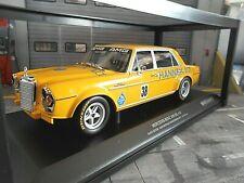 MERCEDES BENZ 300 SEL 6.8 Hockenheim 1971 #38 Heyer Hannen Alt Minichamps 1:18