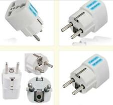 EU Europe to US USA Charger Plug Adapter European to American Converter