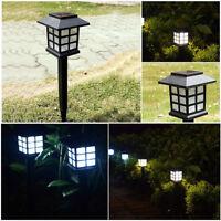 LED Lawn Lamp Solar Garden Light Outdoor Underground Landscape Light Romantic