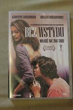 Bez wstydu - DVD - POLISH RELEASE (English subtitles)