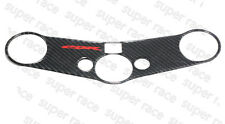 Carbon Fiber Handle Yoke Cover Protector Sticker For Honda CBR600RR 2007-2011