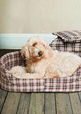 Danish Design Covered Cotton Dog Beds