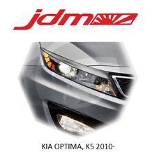 For Kia Optima K5 2010-2015 Eyebrows Eyelids Eyelash Primed Set