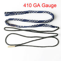 Bore Snake Cleaning 410 GA Gauge Caliber Boresnake Brush Cleaner Kit