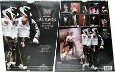 Michael Jackson Calendrier 1998 Calendar Kalender Poster Posters OFFICIAL