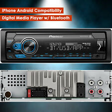 Pioneer MVH-S310BT Digital Media Player Bluetooth iPhone Android Compatibility