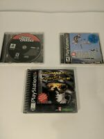 Command & Conquer ( PlayStation 1 PS1, 1995) , BMX , Scariest Police Chases