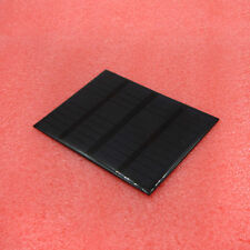Mini 12v 15w Solar Power Panel Solar System Diy For Cell Phone Chargers
