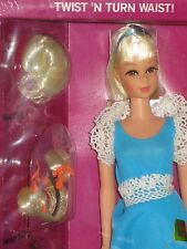 1969 Vintage Barbie Mod Cousin Francie Hair Happenin's Twist Turn TNT #1122 NRFB