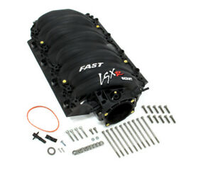 FAST Intake Manifold LS3 - LSXR 102mm Black Finish 146102B