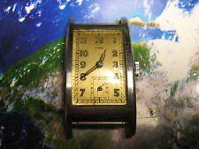 Vintage Para Antimagnetisch cal. 710 tank shape wrist watch,ETA movement,30y/XXc