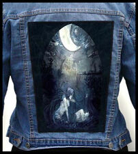 ALCEST - Écailles de lune --- Giant Backpatch Back Patch