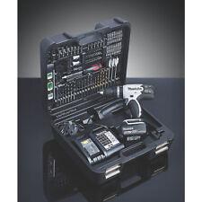 MAKITA DHP453SMWX 18V 4.0AH LI-ION LXT CORDLESS COMBI DRILL KIT 101 ACCESSORIES