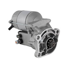 Anlasser Caterpillar Hyster Stapler Peugeot Motor XN1P T40D V35D .. 17374 011040
