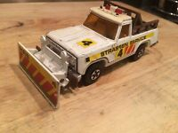 Matchbox Super kings Plymouth Trail Duster 1978