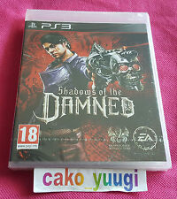 SHADOWS OF THE DAMNED SONY PS3 NEUF SOUS BLISTER VERSION 100% FRANCAISE