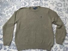 Polo Ralph Lauren Kids XL Olive Green sweater Vintage