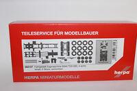 Herpa 083157 Zugmaschinen Fahrgestell MAN TGX 680 1:87 H0 NEU in OVP