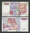 ITALIA - 1000 lire 1990 P114c Que no ha circulado ( Billetes )