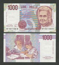 ITALIA - 1000 LIRE 1990 p114c BU (banconote)