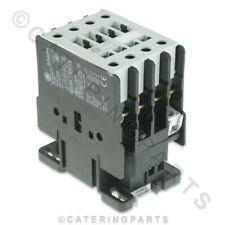 RATIONAL 40.01.556 ELECTRIC 60A POWER CONTACTOR RELAY 230V COIL 4 x NO CONTACTS