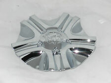 "VOODOO SKULL 403 DRAGON WHEEL RIM CENTER CAP FITS 20"" 22"" C-066 3208-06 S509-70"