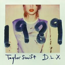 TAYLOR SWIFT 1989 DELUXE VERSION 3 EXTRA TRACKS CD NEW