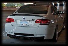 BMW 3 Series E92 PERFORMANCE Look Rear Lip Spoiler ~PRIMED & PREPARED~
