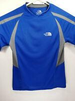 The North Face Mens XL Shirt Activewear Blue