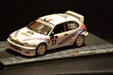 Toyota Corolla WRC #33 Tour de Corse 2000 diecast vehicle in scale 1/43