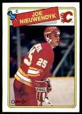 1989-90 O-Pee-Chee Joe Nieuwendyk RC #16