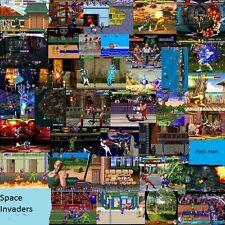 1400 anni'80 e giochi arcade anni'90 con Emulatore per Windows XP, 7, 10