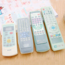 Silicone Protective Case Cover Skin For TV Remote Control Dust Cover Organizer
