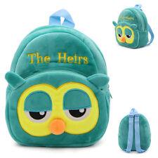 Baby Toddler Kids Mini Lovely Child Animal Backpack Schoolbag Shoulder Bag #23 E