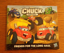 Book Tonka Chuck & Friends For The Long Haul Hasbro
