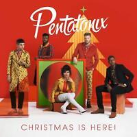 Pentatonix - Christmas Is Here [CD]