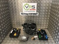 04 11 VAUXHALL ASTRA 1.8 16V PETROL 3DR HB ECU LOCK SET KIT REF HX854 #5109