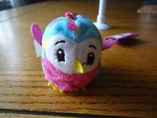 Rare Pikmi Pops Surprise Series 1 Ickle The Parakeet Plush NEW