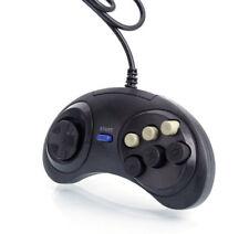 Sega Mega Drive-Master Sistema-Genesis 6 botón juego de lucha Almohadilla Controladora